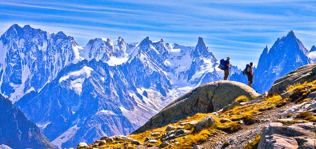 Mont Blanc Area - © Jeff Black