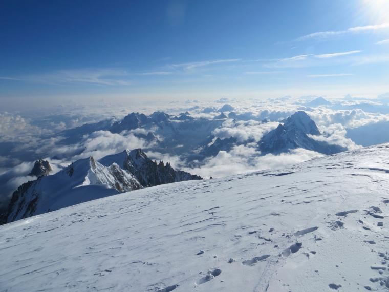 Mont Blanc - © Robin Bevan