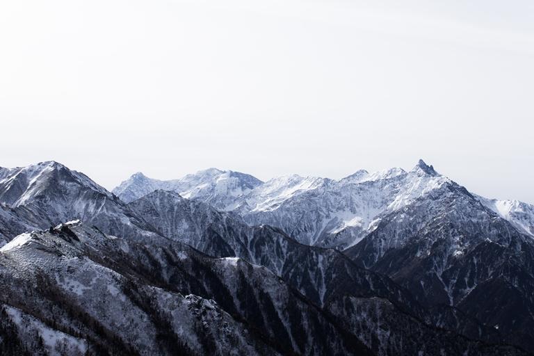 Mt.Yarigatake - © Daisuke Tashiro