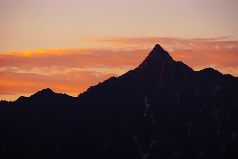 Japan Japanese Alps (Chubu), Mt Yarigatake, Mt Yari , Walkopedia