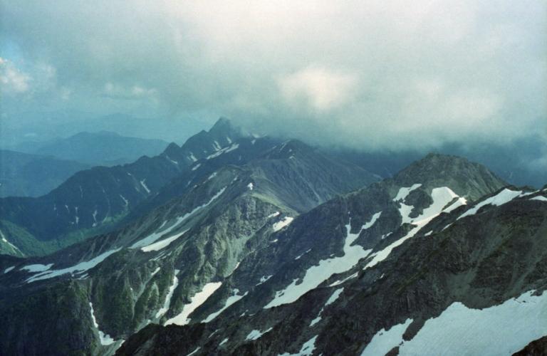 Japan Japanese Alps (Chubu), Mt Yarigatake, Peak, Walkopedia