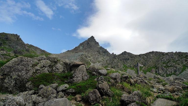 Japan Japanese Alps (Chubu), Mt Yarigatake, Yargatake, Walkopedia