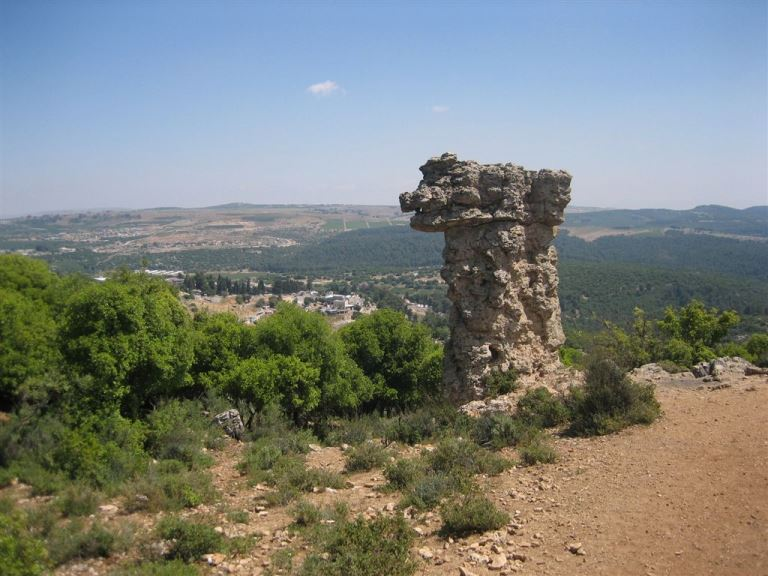Israel, Israel National Trail, , Walkopedia