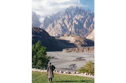 Hunza Area: Hunza Area -  - © William Mackesy