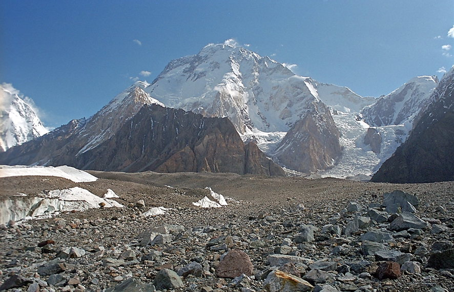 Concordia Trek: Broad Peak - © wiki user Kogo