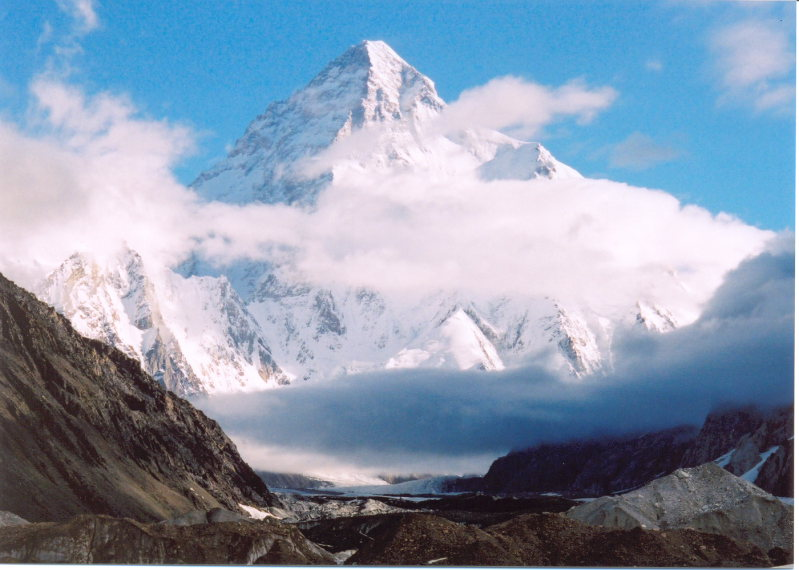 Concordia Trek: K2  - © flickr user stuart orford