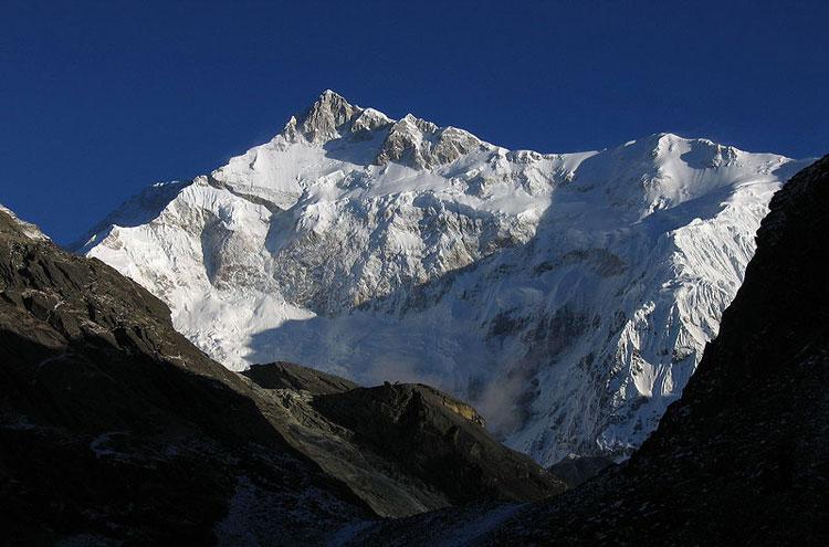Kangchenjunga / Singalila: Kangch-Goecha - © la-wiki-Ashi