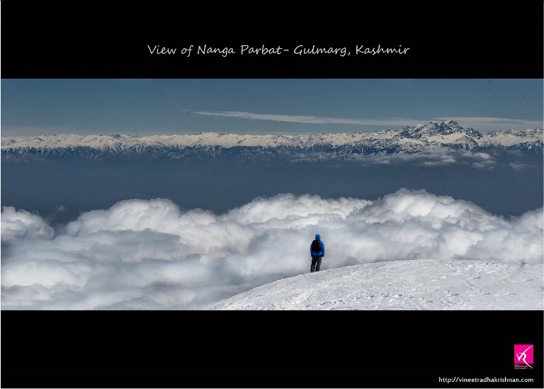 A walk in the clouds - ©  Vineet Radhakrishnan flickr user
