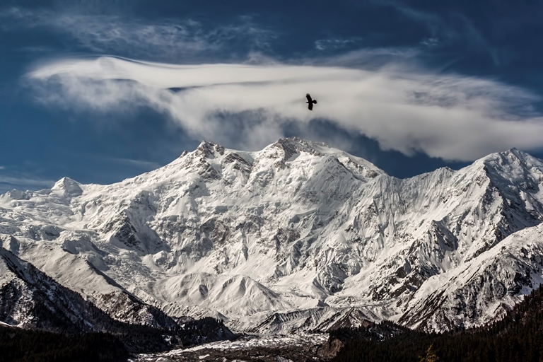 Nanga Parbat  - © Ahmed Sajjad Zaidi flickr user