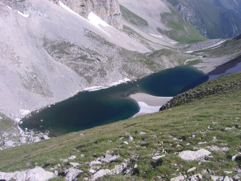 Italy Sibillini, Lago di Pilato, , Walkopedia