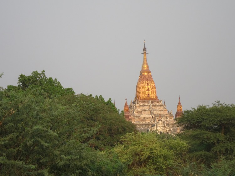 Myanmar, Bagan, Bagan - Ananda, Walkopedia