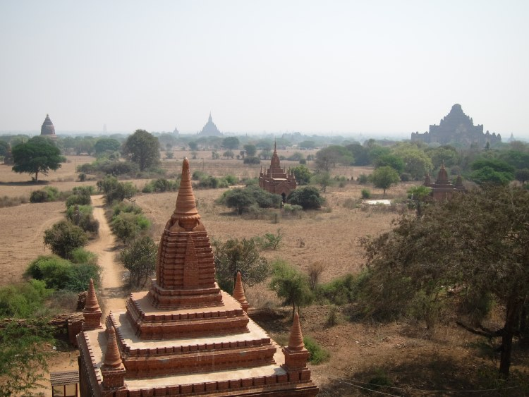 Myanmar, Bagan, Bagan, Walkopedia
