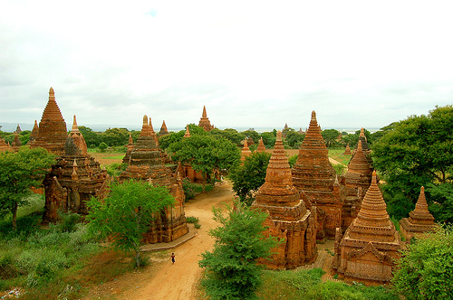 Bagan -  - © Copyright Flickr user worak