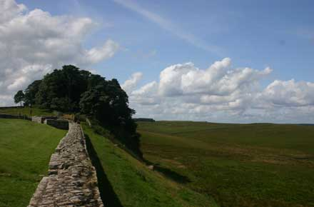 "Hadrian""s Wall Path -  - © William Mackesy"