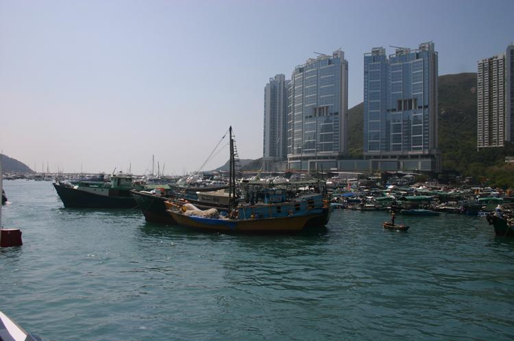 China Hong Kong, Po Toi, Aberdeen harbour, Walkopedia