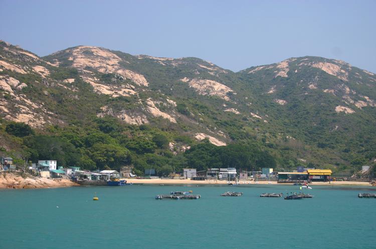China Hong Kong, Po Toi, Po Toi harbour, Walkopedia