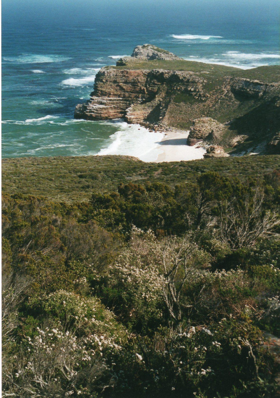 South Africa Western Cape Cape Area, Cape of Good Hope, The real Cape, Walkopedia