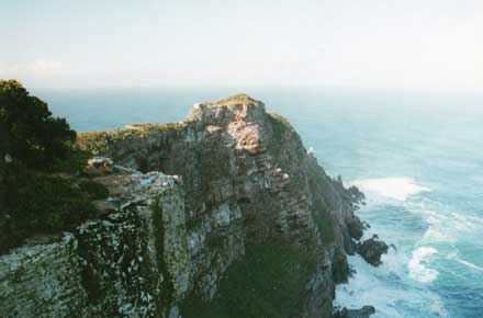 Cape of Good Hope: Cape Point - © William Mackesy