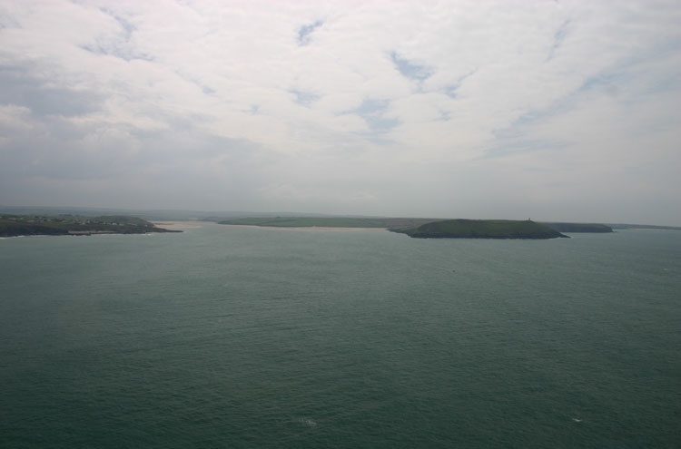 Across Camel Estuary - © William Mackesy