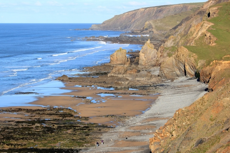 South West Coast Path: Bude-to-Morwenstow  - © Ruth Livingstone
