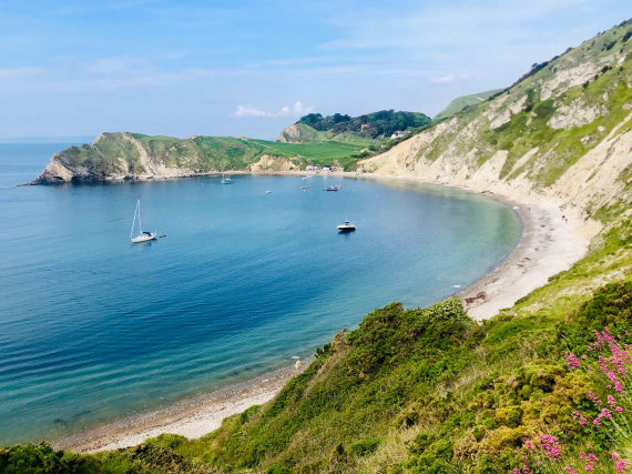 United Kingdom England South-west, South West Coast Path, Jurassic Coast, Walkopedia