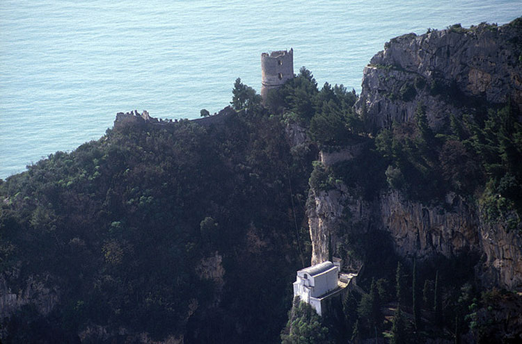 View From Ravello - © By Flickr user Us