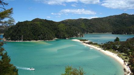 Abel Tasman Coastal Trek: Abel Tasman - © By Hannah Rogan