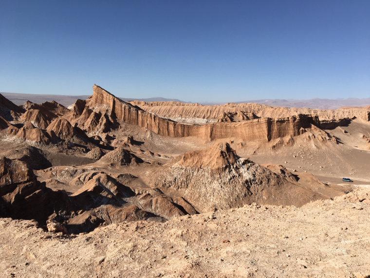 Atacama Desert: © c Mark Roberts