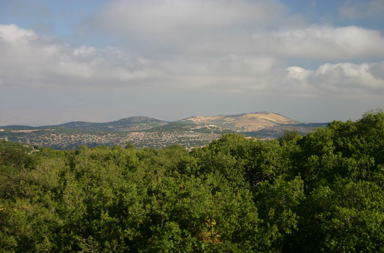 Ajloun - by William Mackesy