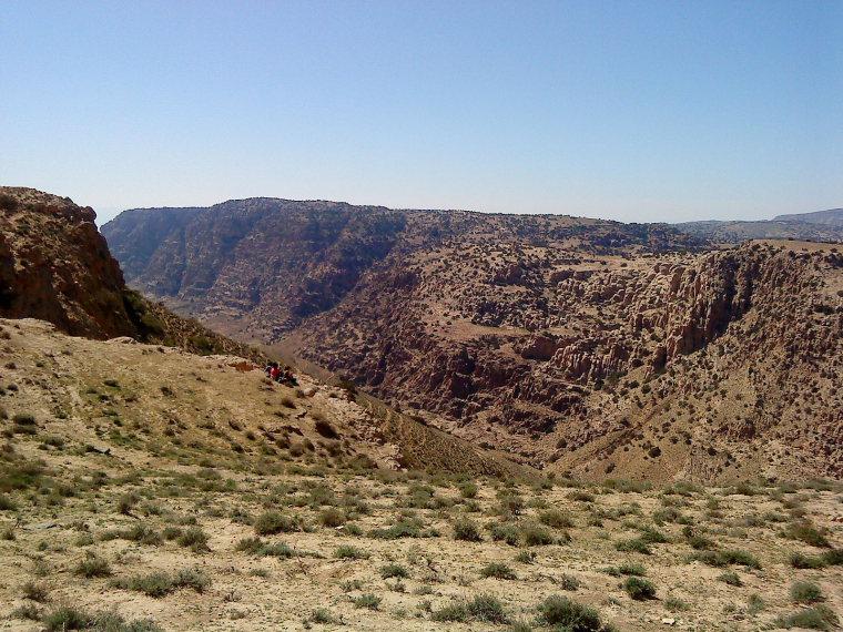 "Dana Area: Dana Biosphere Reserve - © wiki user Freedom""s Falcon"