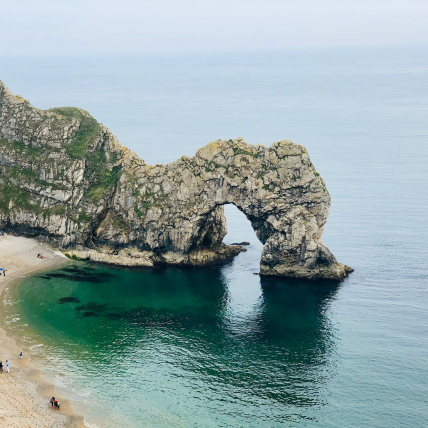 Durdle Door, Jurassic Coast - © Paul Hadaway