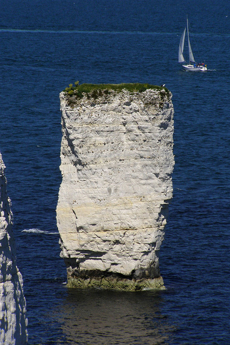 Old Harry - © from Flickr user Treehouse1977