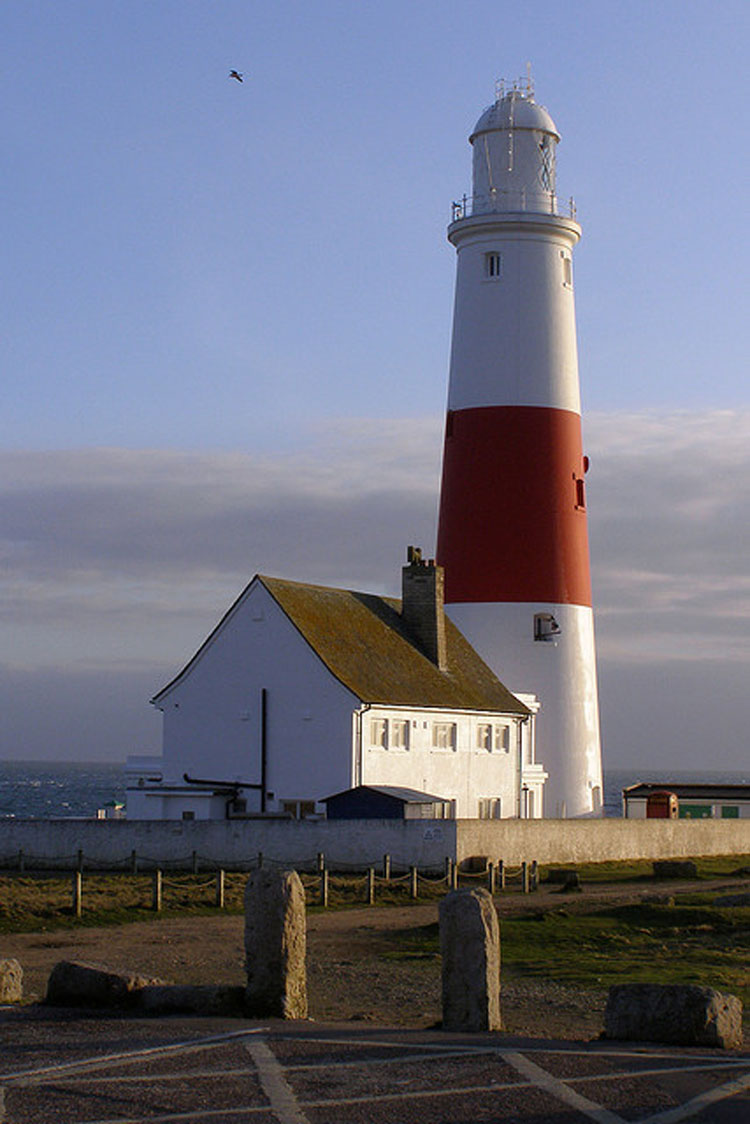Portland Bill - © from Flickr user Treehouse1977