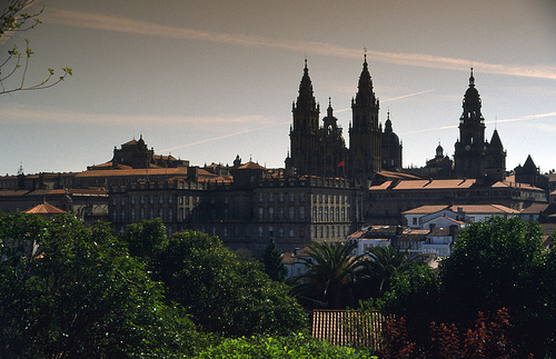 Camino de Santiago: Approaching Santiago - © By Flickr user Untipografico