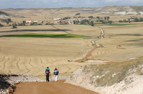 Camino de Santiago: Camino Frances - © By Flickr user Juanpol