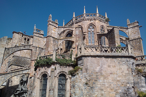 Church, Castro Urdiales - Camino del Norte - © By Flickr user Freecat