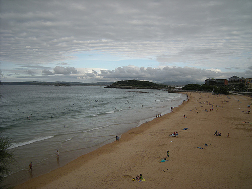 Camino del Norte (Camino de Santiago alternative route): Santander, Camino del Norte - © By Flickr user Freecat