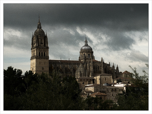 Salamanca Cathedral - © By Flickr user Miguel Lucas