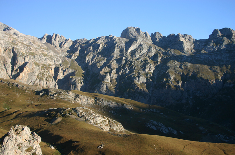 Central Picos Traverse: © William Mackesy