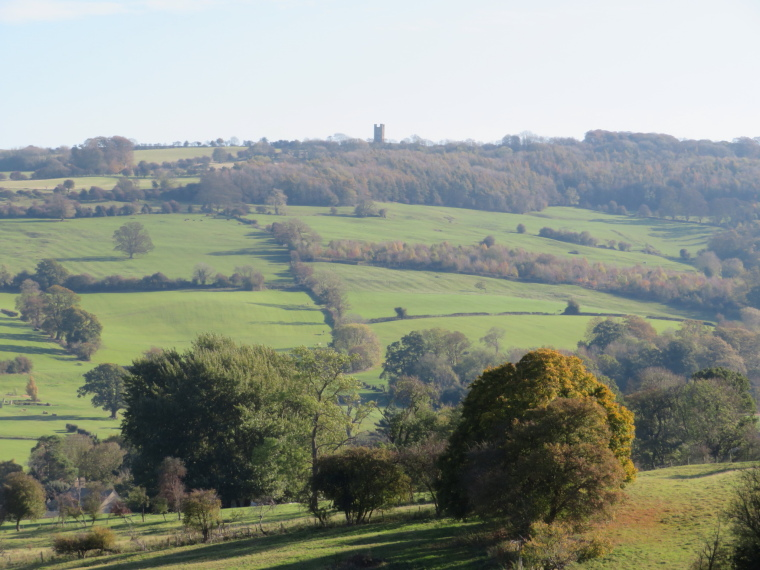 Cotswold Way: Broadway tower
