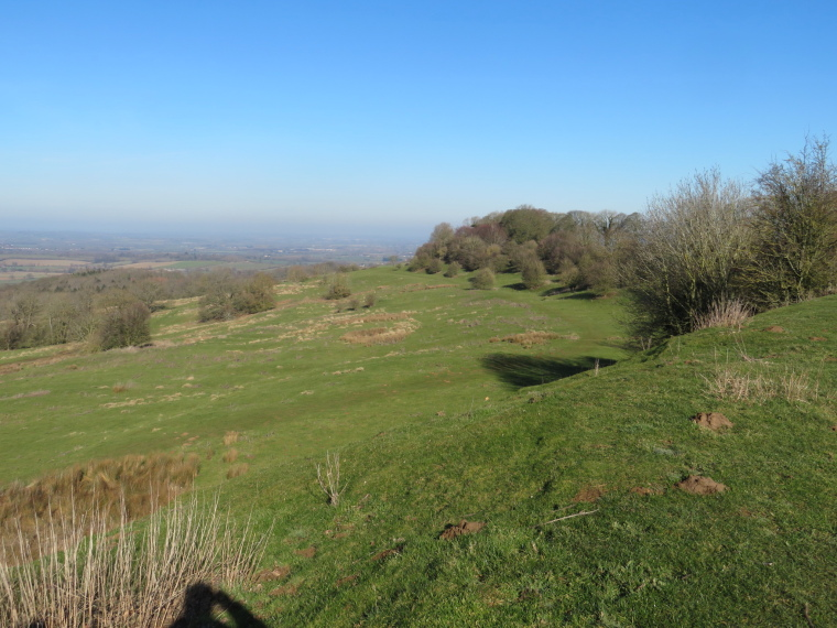 Cotswold Way: Fm Dovers Hill nr C Campden