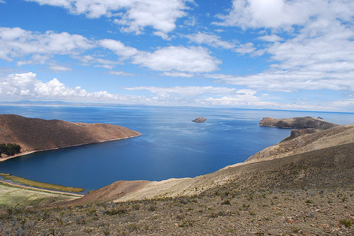 Bay, Isla del Sol - © By Flickr user Ivan Mlinaric