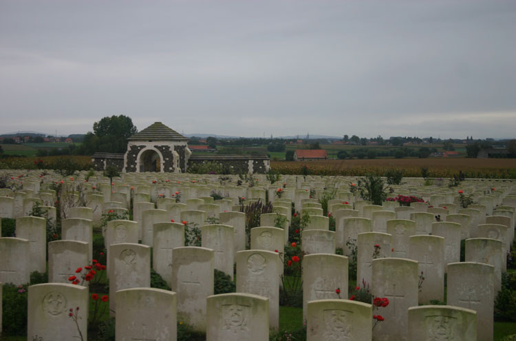 WW1 Battlefields - © William Mackesy