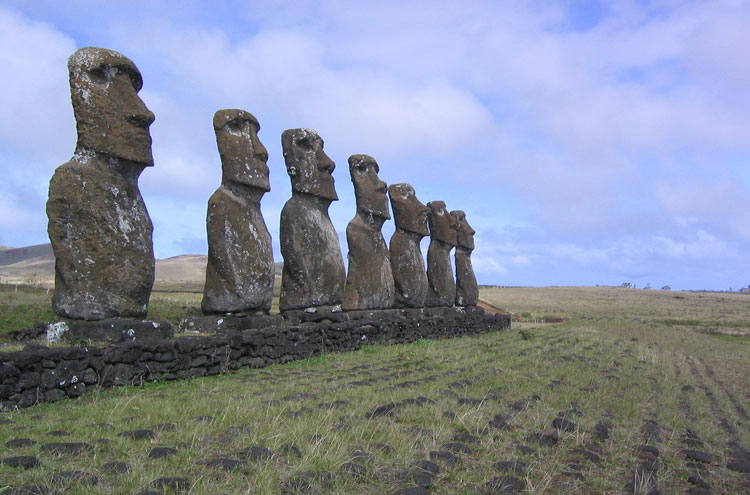 Easter Island - © From Flickr user PhillieCasablanca