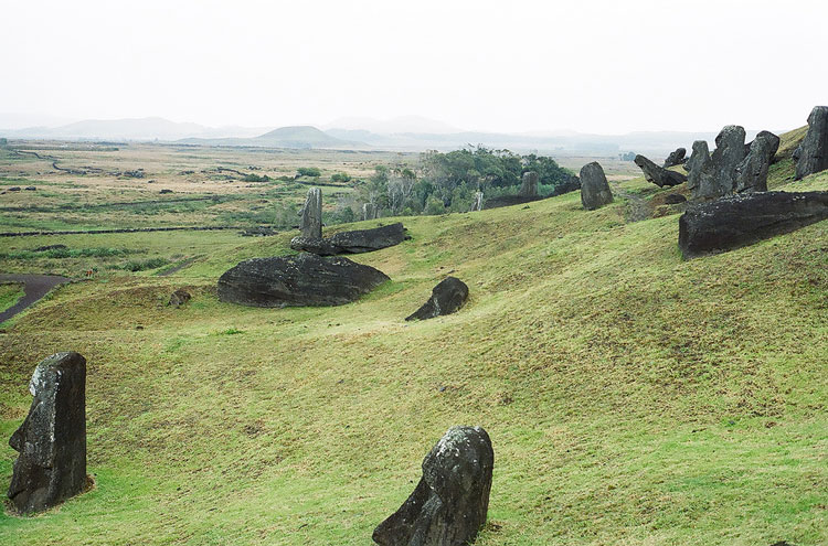 Easter Island: Easter Island - © From Flickr user AlexGrechman