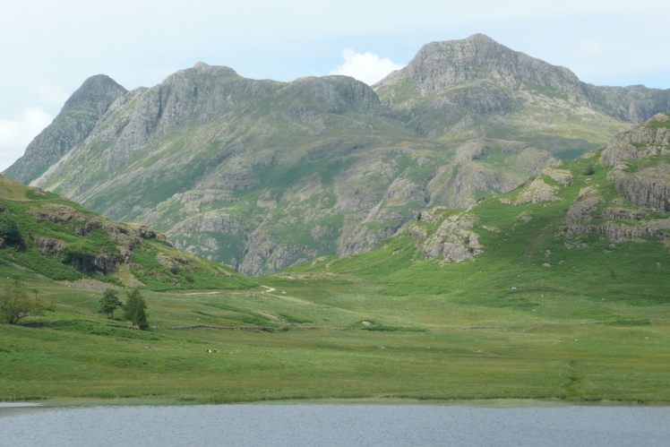 Blea Tarn - © Flickr user Paul Stephenson