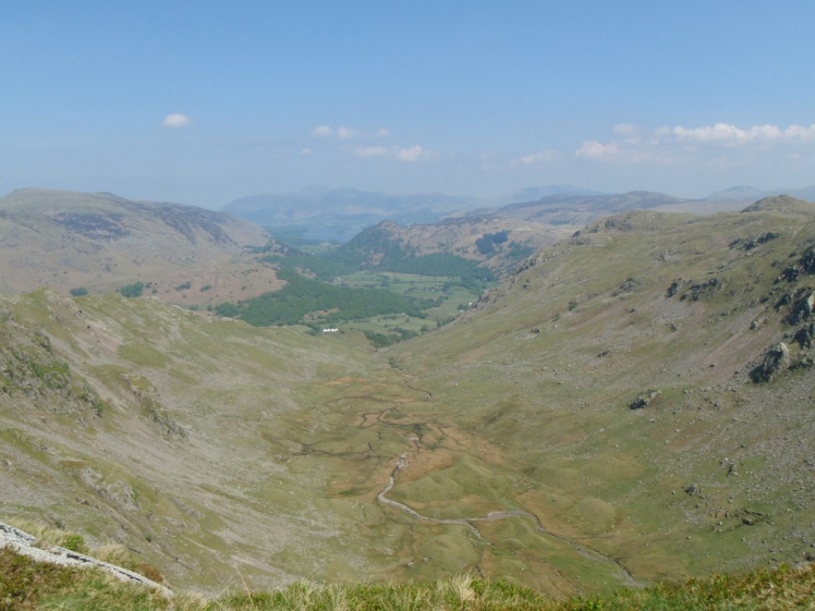 Borrowdale From Raven Crag - © Flickr user alpiniste