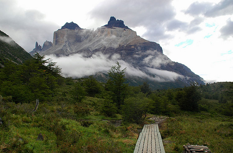 Torres del Paine - © By Flickr user cordyph