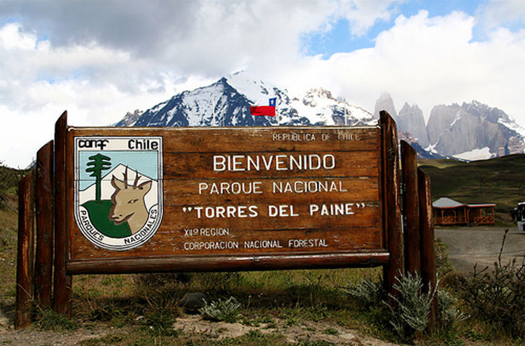 Torres del Paine National Park - © By Flickr user re-ality