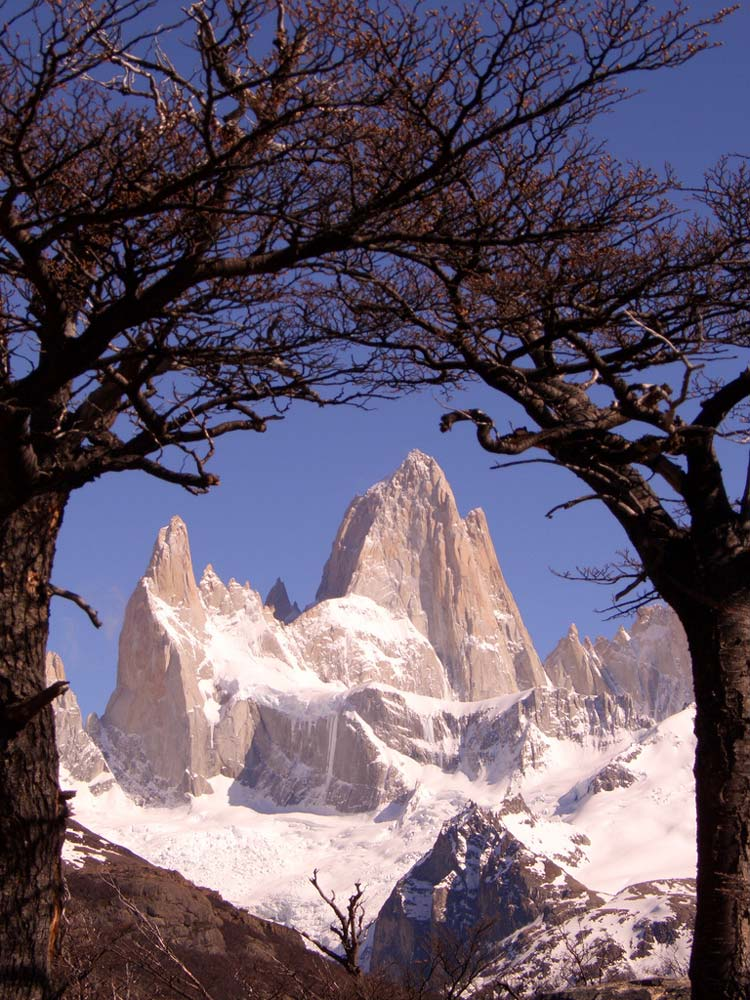 Mount Fitz Roy - ©By Flickr user jennifrog